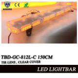 59 LEIDENE van de Steel van de duim Smalle Lightbar voor het Grote Voertuig die van de Vrachtwagen Lichte Staaf (tbd-gc-812l-c 150CM) waarschuwen