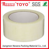 50mm Transparent BOPP Film Acrylic Adhesive Gum Packing Tape