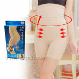 Cinorrodo e Waist Double Pressure Slimming Pants