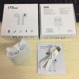 Hbq I7s Tws Wireless Bluetooth наушников с двойной двойня наушники гарнитуры для Apple iPhone 8 X