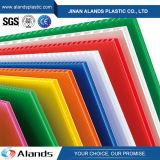 Feuille en plastique de Correx de polypropylène pour la protection d'étage