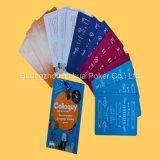 Tarjetas de juego populares de las tarjetas educativas de encargo coloridas