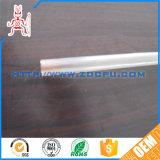 Mangueira resistente ao calor Semi transparente flexível da borracha de silicone da câmara de ar para o vapor e a água