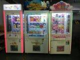 硬貨によって作動させる娯楽ギフトクレーンゲーム・マシン