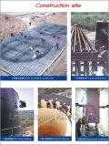 Ligne active de production de chaux Vertical Shaft Lime Kiln