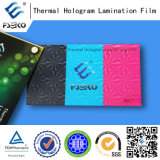 Thermal olografico Laminating Film per Cosmetic Box (38mic BH-5)