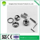 Personnaliser l'usinage CNC avec pièces en aluminium anodisé de précision