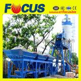 por completo planta de procesamiento por lotes por lotes concreta móvil automática 25m3/H