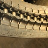 Trilha de borracha para a mini máquina escavadora 250X52.5X80n/K