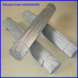 Redresser le fil galvanisé / Fil de découpe / Gi Couper le fil galvanisé