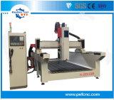 Friso de espuma gravura CNC Máquina de roteador para produtos de embalagem de espuma