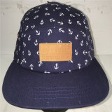 Painel 5 Tampa Snapback com Ruber Patch