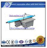 La madera de corte longitudinal corte Longitudinal\/sierra de corte transversal de HDF placa dura/ Cartón de alta densidad