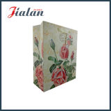 Verkaufs-wohler Mattblumen-Entwurfs-Papier-Geschenk-Beutel