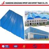 Gi preverniciato/strato d'acciaio galvanizzato tetto ricoperto colore PPGL/di PPGI