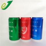 250ml 330ml 500ml latas de cerveja e de alumínio para bebidas com tampas