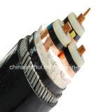 Медь и алюминий проводник XLPE (С) из полиэтилена изолированный кабель питания