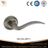 Hardware cerradura cinc Puerta de acero inoxidable de aluminio de cierre del mango