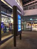 65-дюймовый ЖК-Digital Signage на открытом воздухе киоск