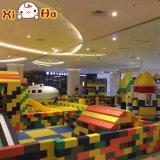 Xiha PPE-Material-Blöcke für Kinder, Mehrfarbengebäude-Spielwaren für Kinder