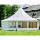 علبيّة عمليّة بيع حديقة خارجيّة ألومنيوم إطار [بغدا] خيمة مع باب زجاجيّة