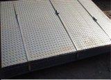 Tear Drop un Ms à damier en acier au carbone36 Q235 Prix de la plaque en acier
