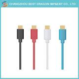 Typ c-aufladendaten-Kabel Kurbelgehäuse-Belüftungmikro-USB-3.0 für Samsung Xiaomi iPhone