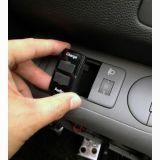 Caricatore dell'automobile del USB della porta doppia con l'audio zoccolo per la serie di Toyota