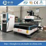 máquina de esculpir fresadora CNC de trabalho da madeira do ATC