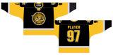 Liga de Hóquei de Ontário personalizados Sarnia Sting 1997-2013 Camisolas de Hóquei no Gelo Alternativo