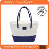 新しいデザイン女性の卸売のキャンバスの戦闘状況表示板のハンドバッグ(BDX-161052)