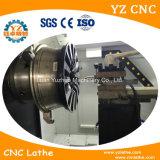 합금 바퀴 수선 - 변죽 수선 수치기 탐침 CNC 선반 기계