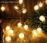 LED luces de la picadura de Pinecone navidad
