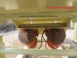 Linearer Mandel-Mehlworm-indischer Sesam zermahlt den Schwingung-Bildschirm, der Maschine siebt