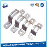 Lamiera sottile d'acciaio/di alluminio che timbra le parentesi con servizio personalizzato