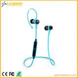 Bequemer drahtloser Sport Bluetooth Earbuds mit Earhook Sprachhinweis