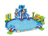 Riesiges Inflatable Water Pool Slides für Adult