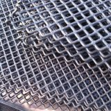 網をふるう頑丈なひだを付けられた金網の炭素鋼鉱山