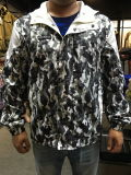 軽量の新しい方法秋またはばねの単層の人のジャケット
