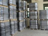Tambour de frein Gunite de haute qualité 3576X/Webb le tambour de frein 66884b