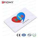 Muestra gratuita de la tarjeta de doble frecuencia RFID programable