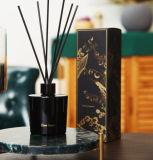 De Verspreider van het Riet van de Essentiële Olie van het Aroma van de geur met de Stokken van de Rotan in de Doos van de Gift