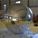 يزيّن مرآة كرة كرة قابل للنفخ لأنّ حزب/عرض