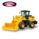 AL926C 2ton mini cargadora de ruedas de alta calidad con precios bajos y baratos