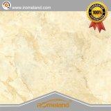 Gele/Oranje Verglaasde Volledige Opgepoetste Marmeren Tegels 60X60 voor Vloer en Muur