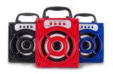 4 인치 이동할 수 있는 무선 휴대용 재충전용 Karaoke DJ 소형 Bluetooth 스피커