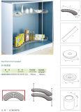 綴込システムが付いている食器棚