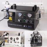 Buccia professionale del getto dell'ossigeno di Dermabrasion del Hydra per la macchina di cura di pelle