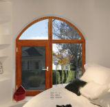 Gute Qualität und angemessener Preis-doppeltes Glasaluminiumfenster