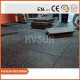 Perfecto para el Control de sonido del suelo de caucho EPDM resistente para Gimnasio
